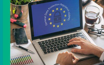Cumple con la ley de protección de datos RGPD
