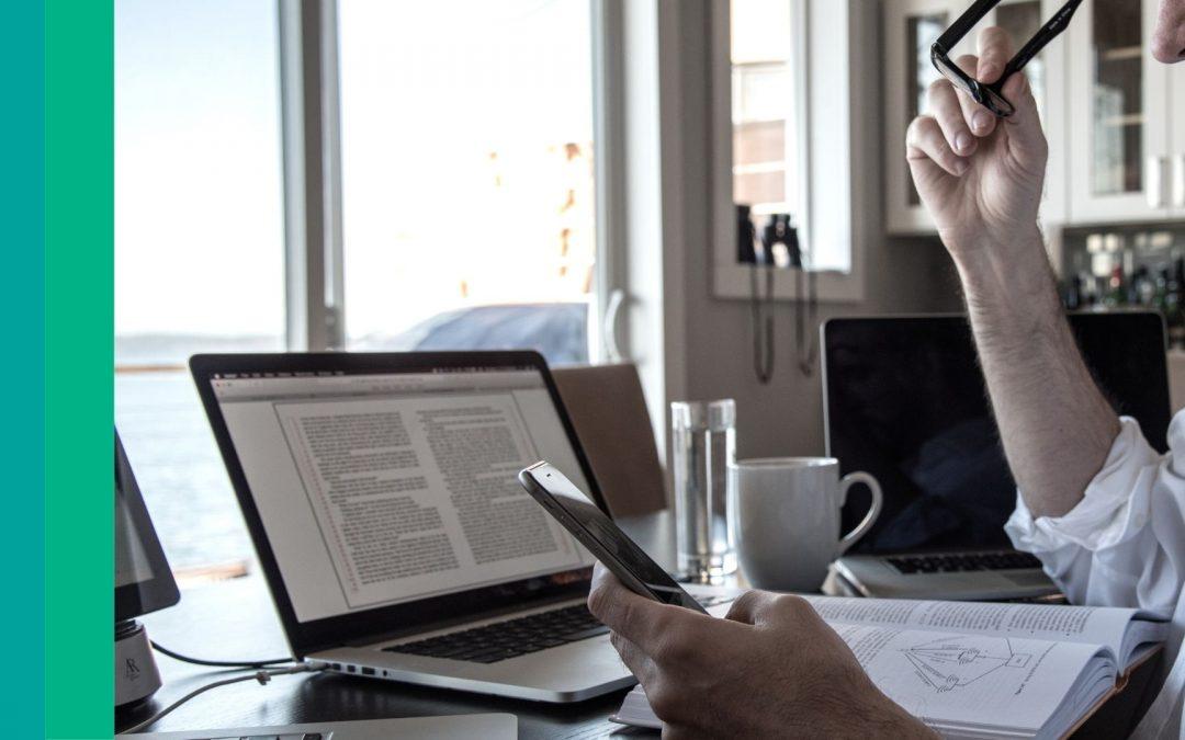 Consejos para teletrabajar en tu empresa